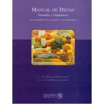 manual de dietas normales y terapeuticas pdf