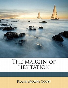 portada the margin of hesitation