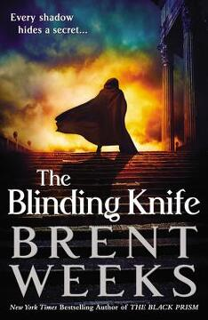 portada the blinding knife