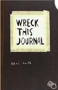 wreck this journal - keri smith - penguin