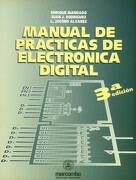 Maual de Prácticas de Electrónica Digital (Acceso Rápido) - Enrique Mandado Perez,Juan J. Rodriguez,L. Jacobo Alvarez - Marcombo
