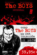 The Boys Integral Vol. 1 - Garth Ennis,Darick Robertson - Norma Editorial