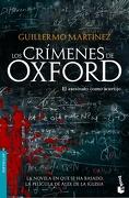 Los Crímenes de Oxford - Guillermo Martínez - Booket