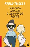 2363*booket/sakamura,corrales y los muertos rientes - pablo tusset - (5) booket