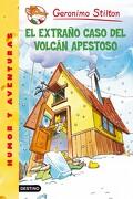 geronimo stilton 39: el extraño caso del volcán apestoso - geronimo stilton - planeta