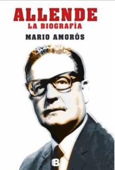 portada Allende: La Biografía / Mario Amorós.