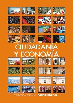 portada Manual Esencial Ciudadanía Y Economía
