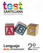 Test 2º Basico Lenguaje. Talleres Evaluacion Simce (Santillana) - Santillana - Santillana