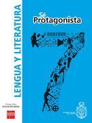 Set Texto Lenguaje 7° Básico (Proyecto Sé Protagonista) (SM) - Ediciones SM - Ediciones SM