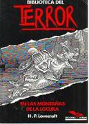 En Las Montañas De La Locura - H. P Lovecraft - Forum. Volumen 54 En La Colección `Biblioteca Del Terror`