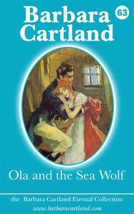Ola and the sea wolf; barbara cartland
