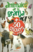 Animales de la Granja + 50 Stickers Para Armar - Not Specified - Artemisa