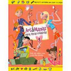 ARTE & MANIAS PARA CHICAS CREATIVAS