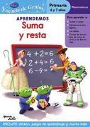 Suma y Resta - toy Story - Disney - Planeta Infantil