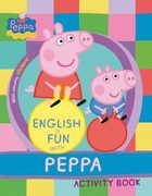 English is fun With Peppa pig - Varios Autores - Lid Trade