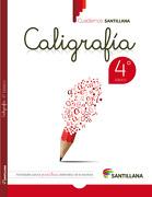Cuaderno de Caligrafía 4 - Varios Autores - Santillana