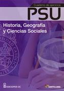 Cuaderno de Ejercicios psu Historia (2015) Santillana - Santillana - Ediciones Uc