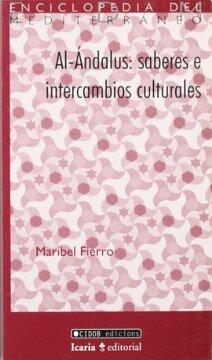 portada Al-Ándalus: Saberes e Intercambios Culturales (Enciclopedia del Mediterráneo)