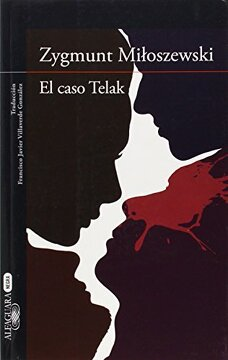 portada El Caso Telak (alfaguara Negra)