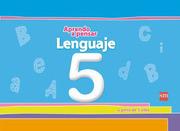 Cuaderno Lenguaje 5 Años (Aprendo a Pensar) (Sm) - Ediciones Sm - Ediciones Sm