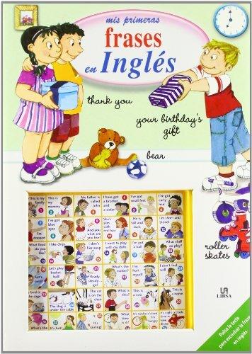Libro Mis Primeras Frases En Ingles Equipo Editorial Isbn 9788466216678 Comprar En Buscalibre
