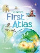 the usborne first atlas -  - usborne editorial.stanley