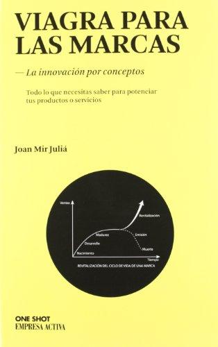 Viagra para las marcas: innovación por conceptos; joan mir juliá