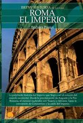 breve historia de roma, el imperio/ a brief history of rome, the empire - barbara pastor - ediciones nowtilus sl