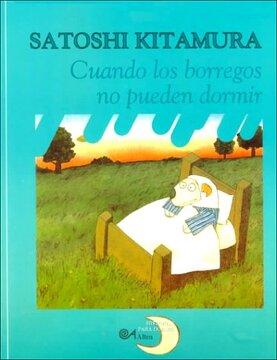 """portada Cuando los borregos no pueden dormir (""""historias para dormir"""")(6-7 años)"""