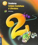 Cuaderno 2 de Lengua Castellana y Literatura 5º Primaria (Superpixépolis) - 9788426393555 - Edelvives - Editorial Luis Vives (Edelvives)
