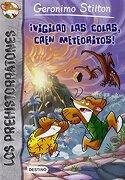 Pack¡ Vigilad las Colas, Caen Meteoritos! + Ratosorpresa - Geronimo Stilton - Planeta Infantil