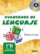 Cuadernos de Lenguaje 1b,  (Grado Elemental - Nueva Edición) (rm Lenguaje Musical) - Felix Sierra - Real Musical