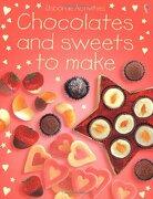 Chocolate and Sweets to Make (Usborne Activities) - Rebecca Gilpin - Usborne