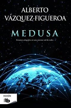 portada Medusa (B DE BOLSILLO)