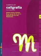 Lengua, Educación Primaria, 1 Ciclo, (Pauta Montessori). Cuaderno de Caligrafía 4 - Equipo Edelvives - Edelvives