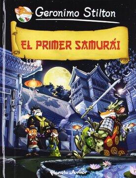 portada El Primer Samurái