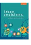 Sistemas de Control Interno - JUAN RAMON SANTILLANA GONZALEZ - PEARSON
