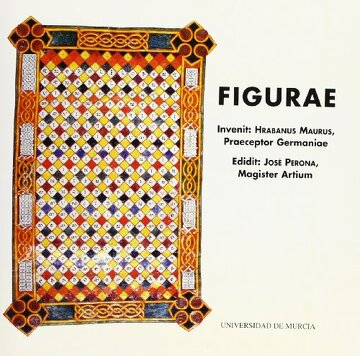 portada Figurae. Hrabanus Maurus, Praeceptor Germaniae