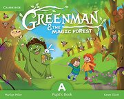 Greenman and the Magic Forest a Pupil's Book With Stickers and Pop-Outs (libro en Inglés) - Marilyn Miller; Karen Elliott - Cambridge University Press
