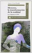 Menores, la transformación de la realidad : Ley Orgánica 4 - Javier Urra - Siglo Xxi De España Editores, S.a.