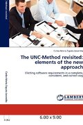 The Unc-Method Revisited: Elements of the New Approach - Zapata Jaramillo, Carlos Mario - LAP Lambert Academic Publishing