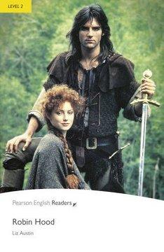 portada Penguin Readers 2: Robin Hood Book and mp3 Pack (Pearson English Graded Readers) - 9781408289488 (Pearson English Readers) (libro en Inglés)