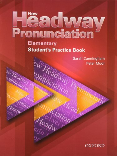 New headway pronunciation course elementary - student