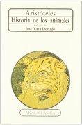Historia de los Animales - Aristóteles - Ediciones Akal