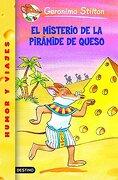 geronimo stilton 17: El misterio de la pirámide de queso - stilton geronimo - planeta