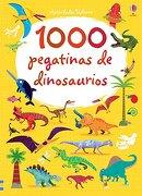 1000 Pegatinas de Dinosaurios - Usborne - Usborne