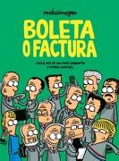 Boleta o Factura - Malaimagen - Reservoir Books