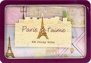 Paris: Sticky Note Tins (Life Canvas)