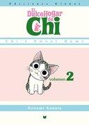 el dulce hogar de chi 02 - konami kanata - glenat