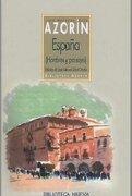 España (hombres y paisajes) - Biblioteca Nueva - Biblioteca Nueva